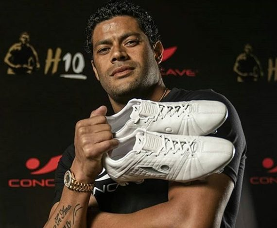 Concave Football by Hulk