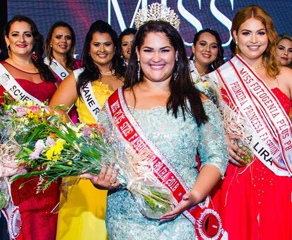 Miss Plus Size Fashion Paraíba 2018