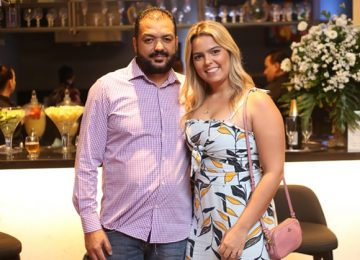 Inauguração do The Ville Restaurant no Quality Suites JP