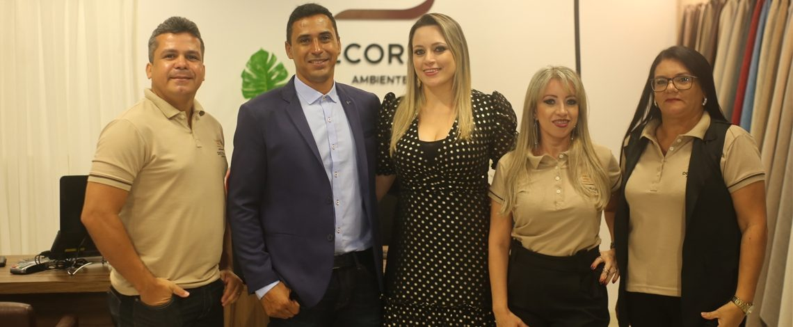 Decorart Ambientes inaugura seu showroom no Mangabeira Shopping